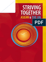 Striving Together (ASEAN & UN)