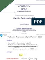 Cap8 - ControladorPID