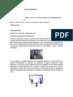 Sistema de Refrigeracion Por Compresión