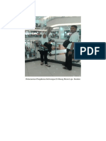 Dokumentasi Pengukuran Kebisingan Di Ruang Mesin Lipo Kendari