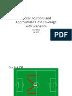 Soccer Positions 2nd Grade