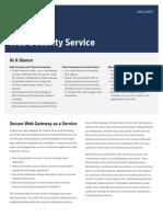 Web Security Service En