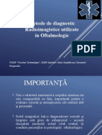 imagistica in oftalmologie an IV