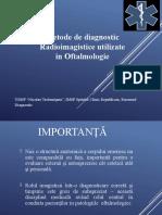 imagistica in oftalmologie an IV