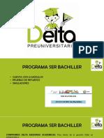 Programa de Bienvenida