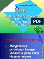 1 Masuknya Hindu Buda Di Indonesia