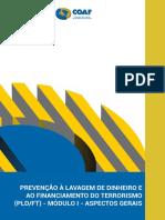 ESAF - Prevenção à Lavagem de Dinheiro e Ao Financiamento Do Terrorismo (PLDFT) - Aspectos Gerais - PLD_FT_Apostila