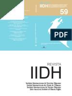 Revista Iidh 59  aportes de la CIDH al DERECHO PENAL