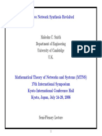 Passive Network Synthesis Revisited.pdf