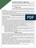 Arcadismo - 1º f - Imprimir Pág. 1 e Escrever No Quadro Pág 2.