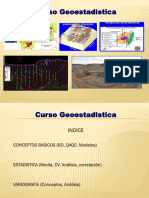1 Geostatistics Course