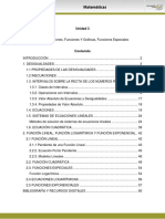 PDF Matematicas U3