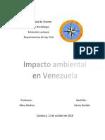Crisis Ambiental en Venezuela (1)