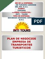Plan de Negocios Derecho Empresarial III Ppt