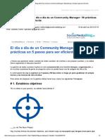 El día a día de un Community Manager- 58 prácticas en 5 pasos para ser eficiente.pdf