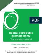 Pi Radical Retro Pubic Prostate c to My