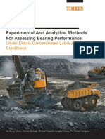 Assessing Bearing Performance Technical WHite Paper