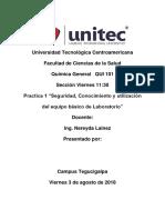 Practica 1 Laboratio UNITEC