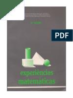Experiências Matemáticas 8a Série EF