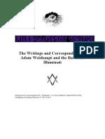 27058126 the Writings and Correspondance of Adam Weishaupt and the Bavarian Illuminati