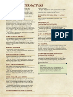 Regras Alternativas de D&D 5E