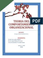 Teoria Del Comportamiento Organizacional Terminado[1]3