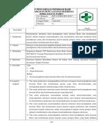 9.4.4.1 Sop Penyampai Informasi Hasil Peningkatan Mutu Layanan Klinis Dan Keselamatan