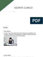 Horizonte Clinico