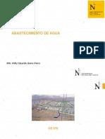 Presentacion Abastecimiento de Agua OS070