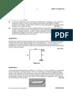 Final Exam Mec630