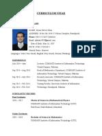 CV Imran Parvez MS-Aug2018