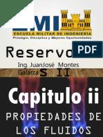Reservorios II - Clase II