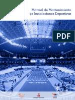 Manual Mantenimiento de Las Canchas 2011