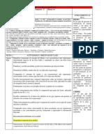 PLANIFICACIÓN DE LA UNIDAD DIDÁCTICA 5° lenguaje