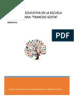 Proyecto de Comisión Inclusión Educativa - Copia