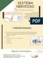 Sindromes Del Sistema Nervioso