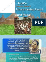 ToWo project for the African woman