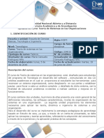 Syllabus Del Curso Teoría de Sistemas en Las Organizaciones (1)