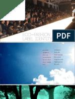 AWEARNESS (eco-fashion label) identity presentation