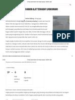 IP Rating (Tingkat Ketahanan Alat Terhadap Lingkungan) • Multi Meter Digital.pdf