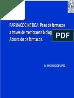 farmacocinetica