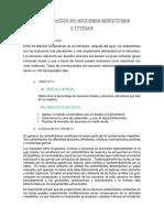 Informe 8 Determinacion de Azucares