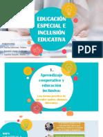 Diapositivas educacion especial
