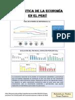 Estadística de La Economía en El Perú