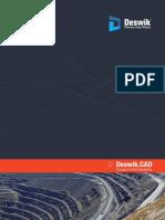 Deswik.cad Design Solids Modeling