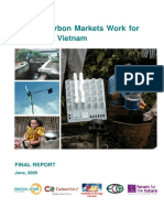 Making Carbon Markets Work for the Poor in Vietnam Final Report June 2009