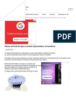 Funcionamiento presostato, sensor de nivel de agua o presion en lavadoras..pdf