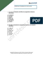 Ejercicio Expresar Numeros en Notacion Cientifica 1173