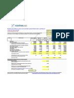 Modelo Para Provision Cartera Fiscal