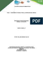 Fase 1 - Descripción y Antecedentes de La Evaluación de Impacto Ambiental